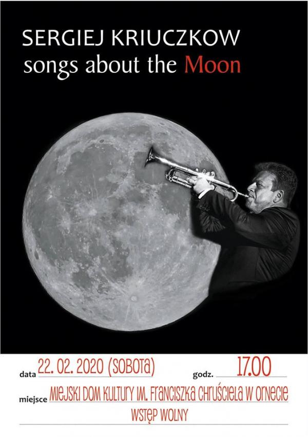 Sergiej Kriuczkow. Songs about the Moon